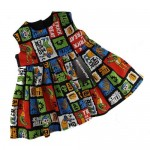 Colorful Alternative Baby Clothes