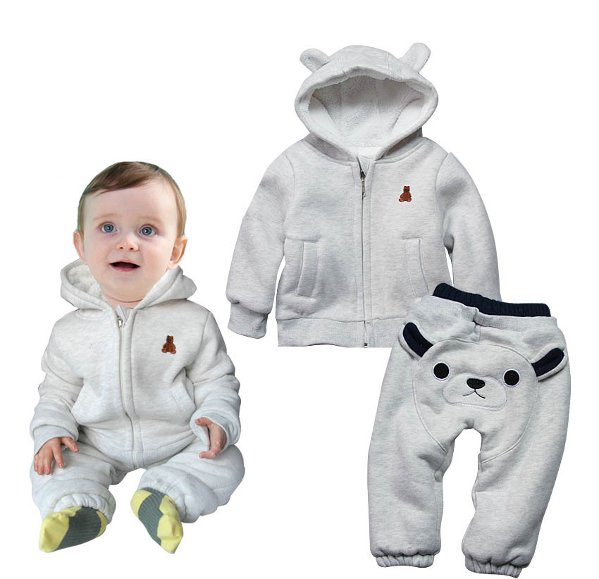 bear ear baby boy clothes baby 2015