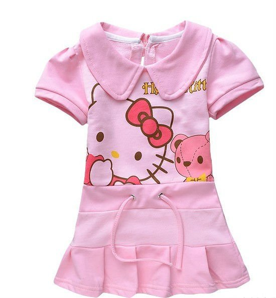 Hello Kitty Baby Clothes Girls