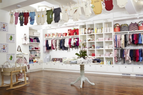 Bright Baby Clothing Stores