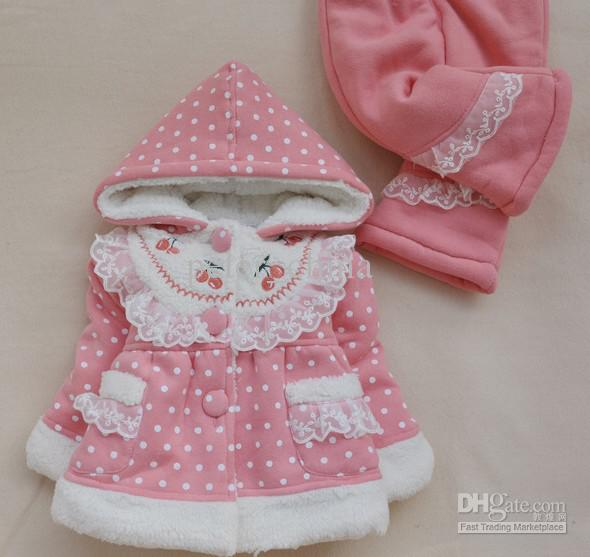 Adorable Baby Girls Clothes