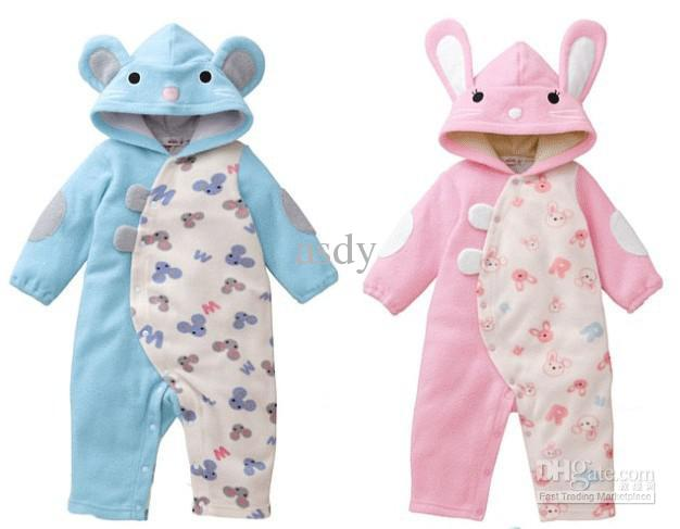 Rabbit Baby Pyjamas