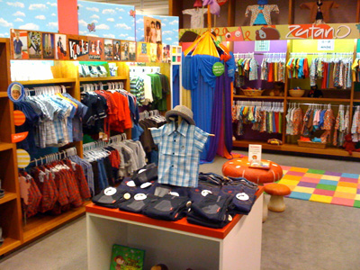 Colorful Baby Stores