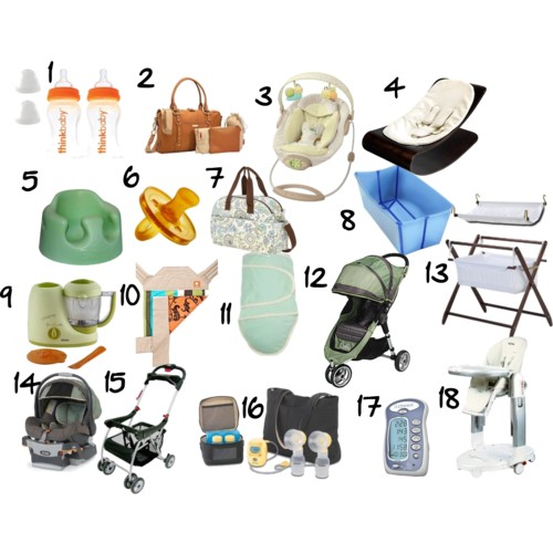 Useful Baby Stuff 2015
