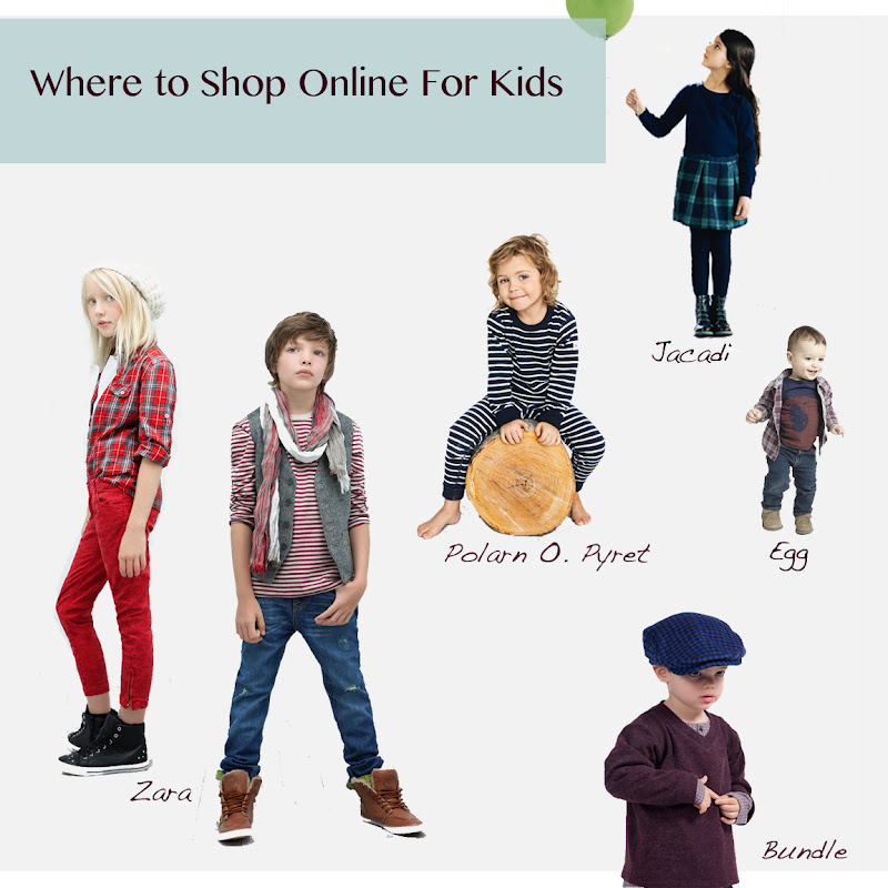 International clothing store online