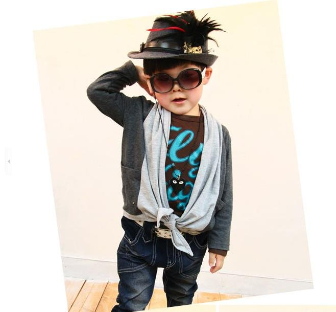 Little Dudes Only started back in out of the love of cool and unique boys clothing - which is hard to find! We're a mom-run business with an eye for cool boys fashions and an appreciation for a five star shopping experience.