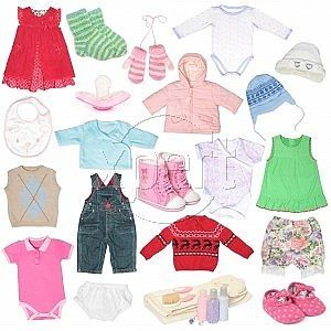 Check these Baby Clothes And Shoes