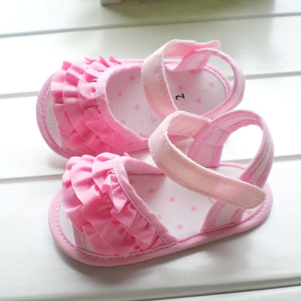 Pink Baby Girls Shoes 2015
