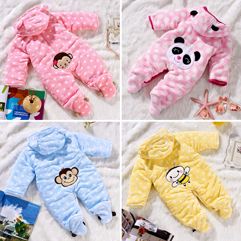 Animals Baby Newborn Clothes 2015