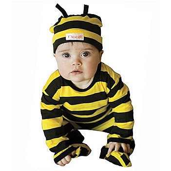 Bee Baby Outfit