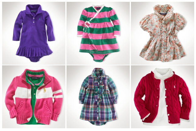 Various Baby Outfits Online