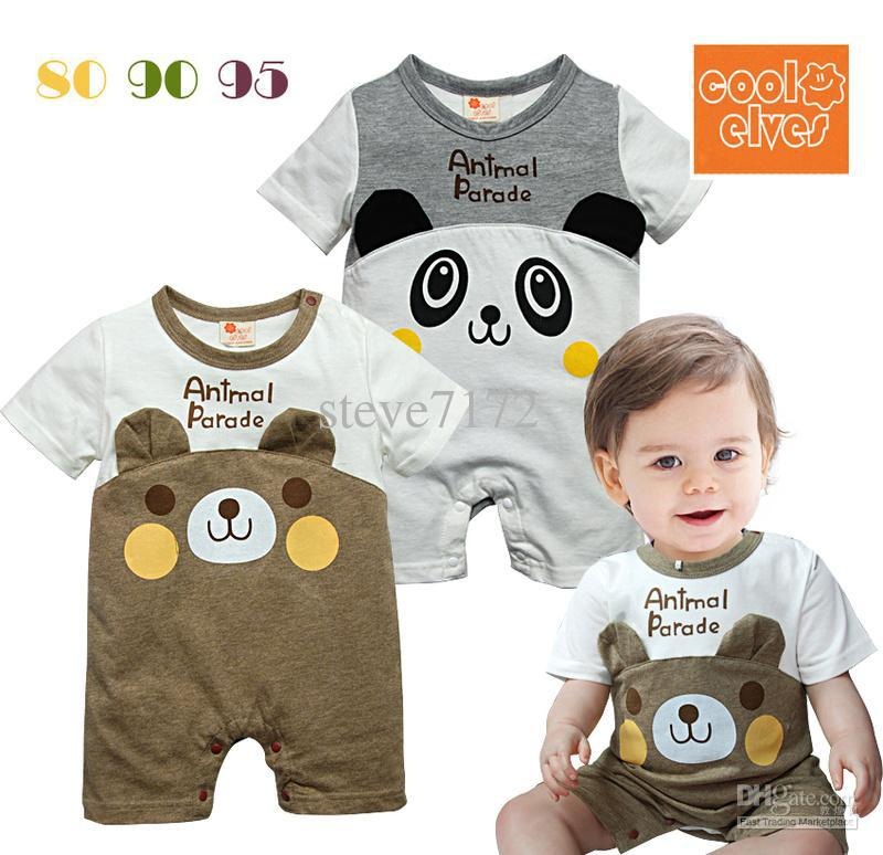 Bear Face Boys Infant Clothing