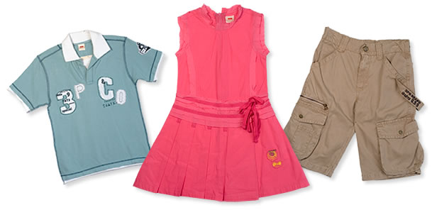 Ideal Children Clothes