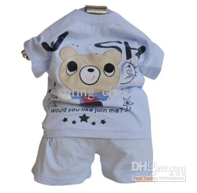 Bear Clothes For Infant Boys