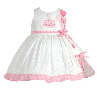 Pink cake Clothes For Infant Girls