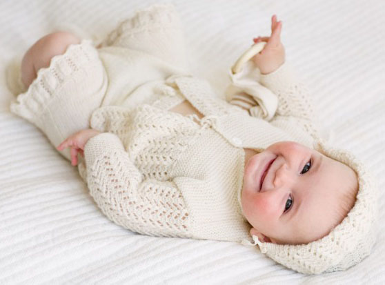 Knitted Clothes For Infants
