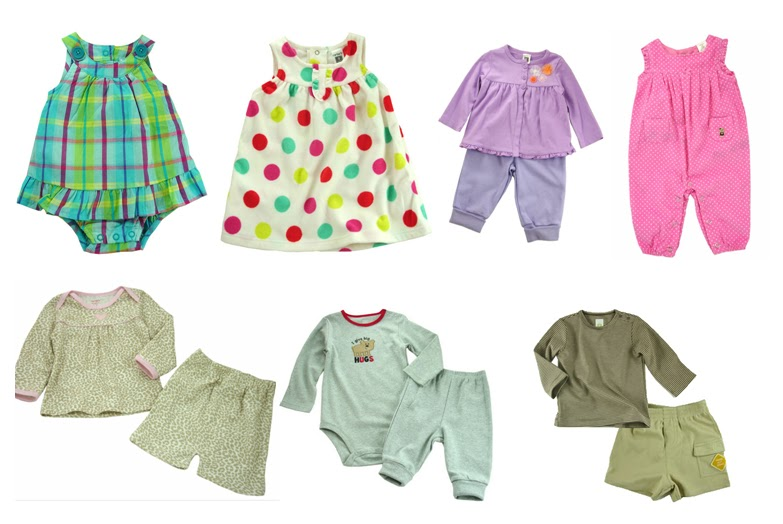 Various Clothes Kids