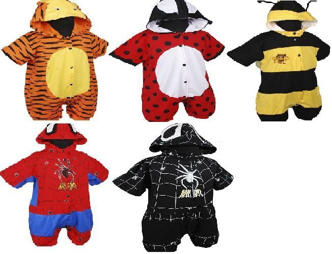 Cartoon Clothing For Toddlers