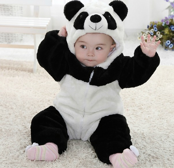 Cute Baby Clothing Panda 2015