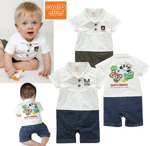 Cartoon Cute Clothes For Kids