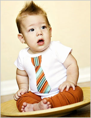 Cute Kids Clothes with Tie