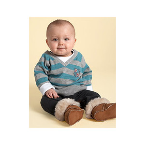 Knitted Designer Baby Apparel