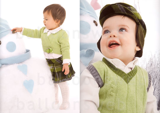 Designer Baby Clothing Green Designer Baby Clothes