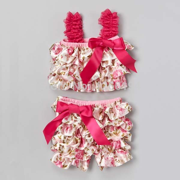 Pretty Infant Baby Clothes For Girls