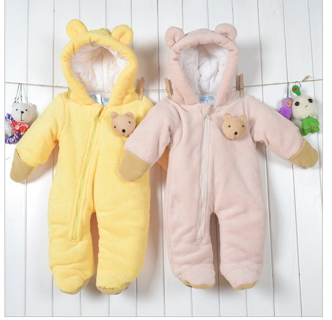 Bear Infant Boy Clothing