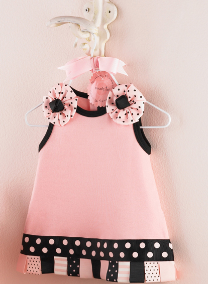 Graceful Infant Clothes For Girls