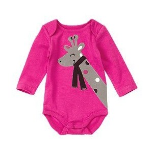 Giraffe Infants Clothes