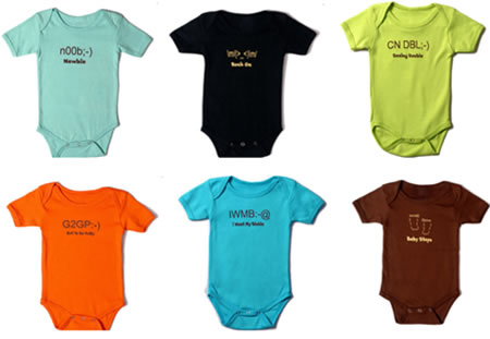 Good and Simple Infants Clothing