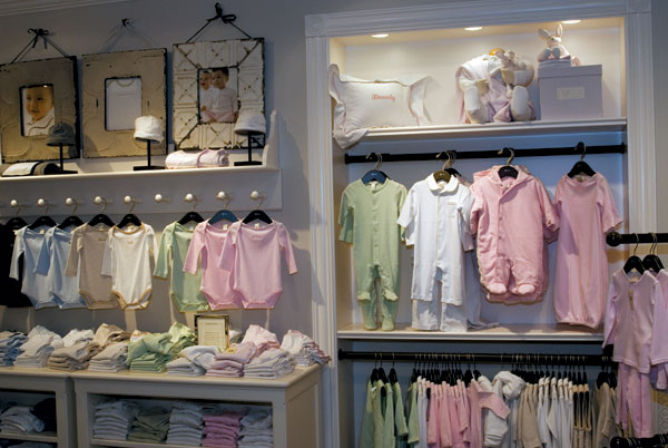 Light Color Kids Clothes Stores