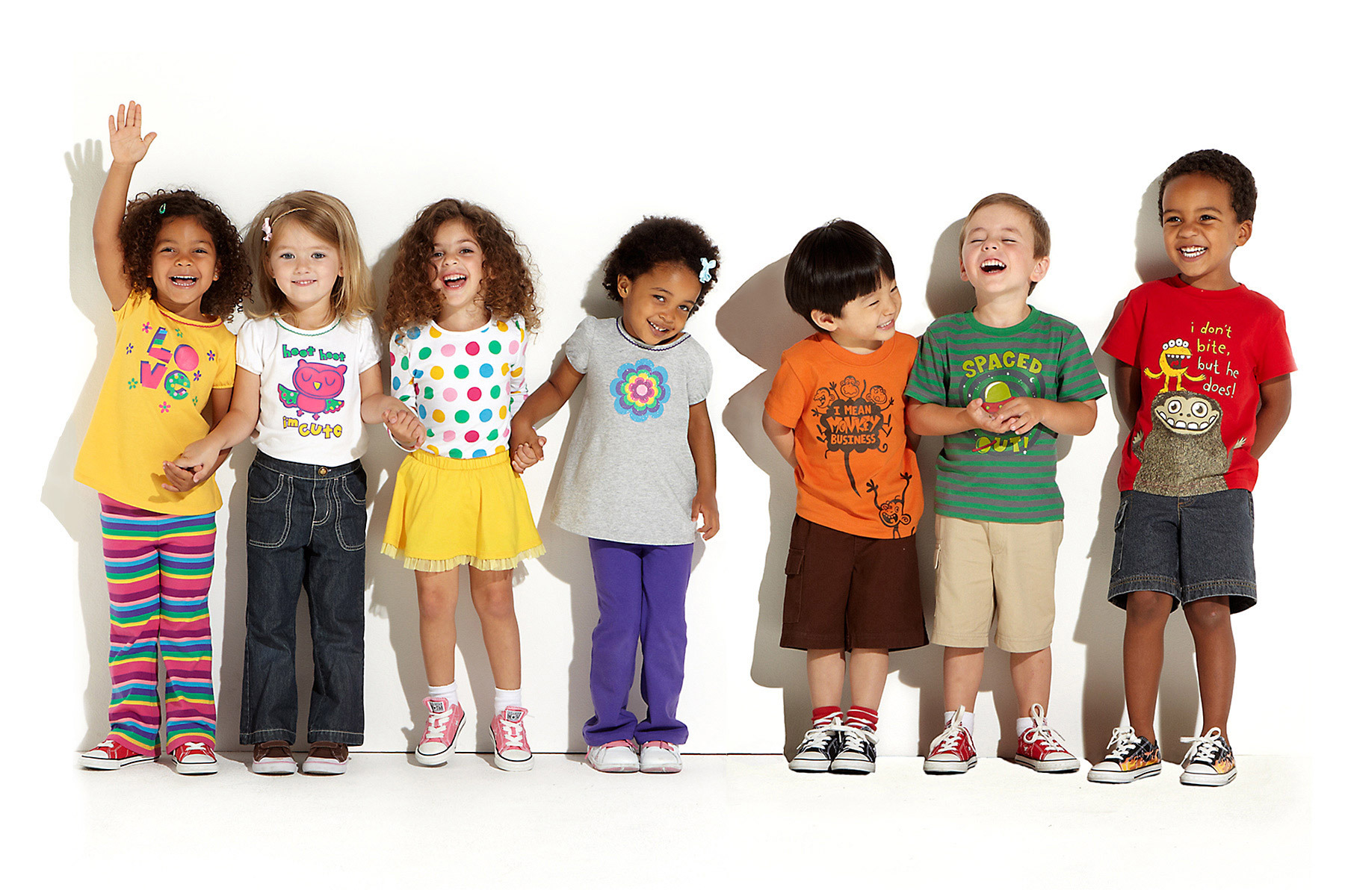 Cheerful Kids Clothes
