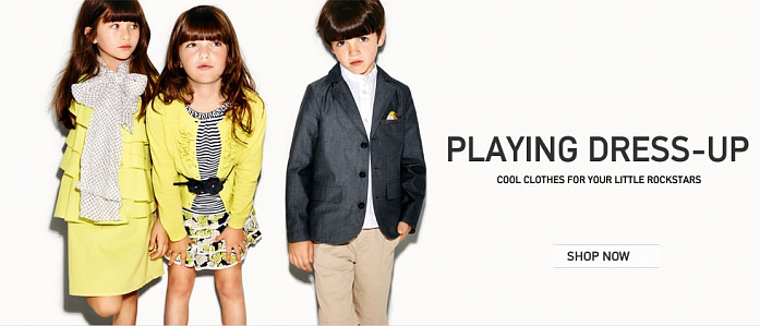 Modern Online Kids Clothes