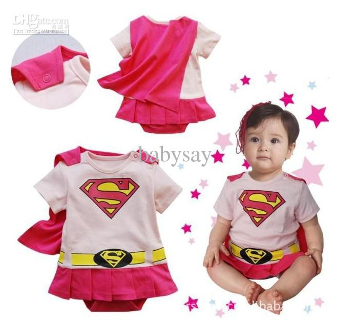 Supergirl Toddler Clothes Online