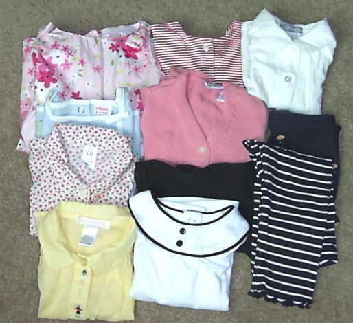 Choices of Toddler Clothing Store