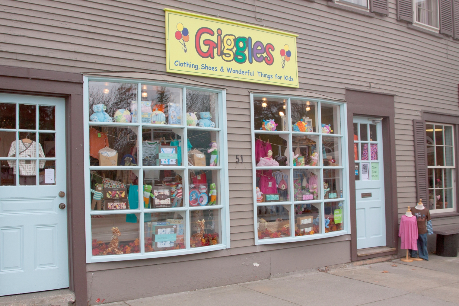 When Georgia Blu opened in West Seattle back in 2007, they received accolades for being Seattle's Best Children's Clothing Store across all local city
