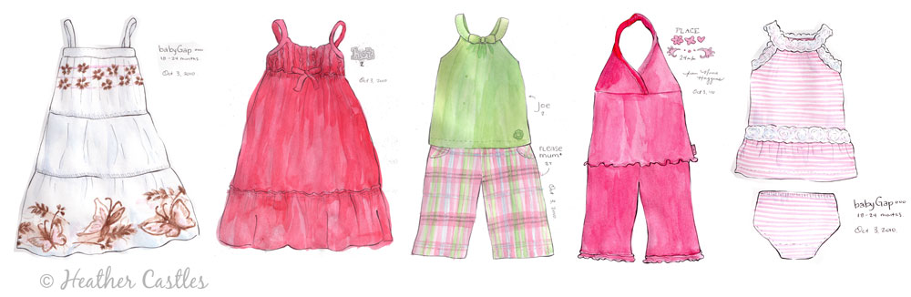 Beautiful Toddlers Clothes