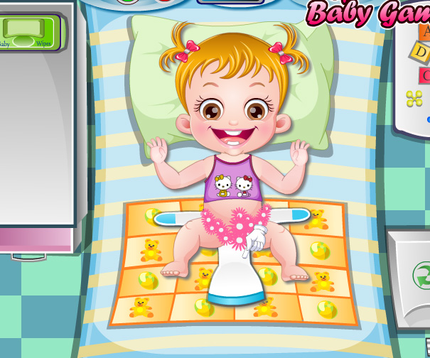 New Babies Games