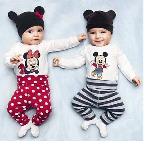 Mickey Baby Clothes Cheap