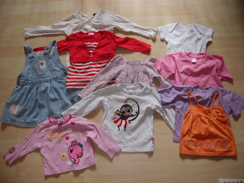 Various Baby Clothes For Sale