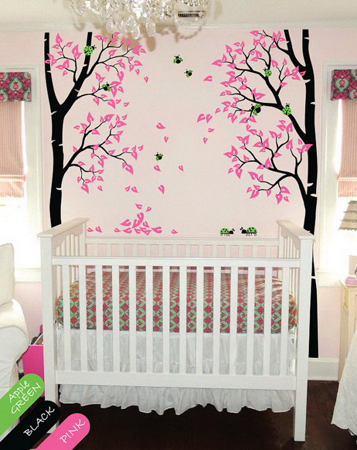 Flower Baby Decor