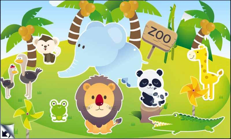 Animals Baby Games For Boys