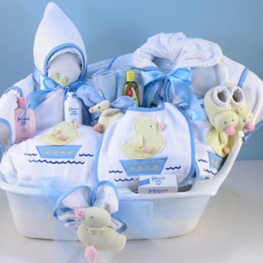 Blue Baby Gifts For Boys