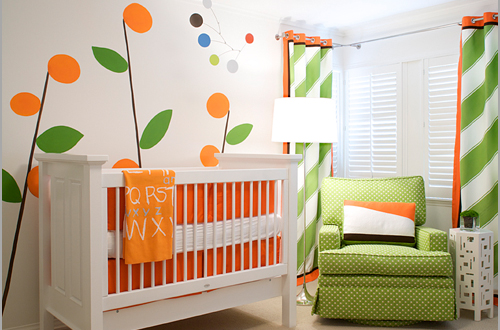 Wow Baby Room Decorating Ideas