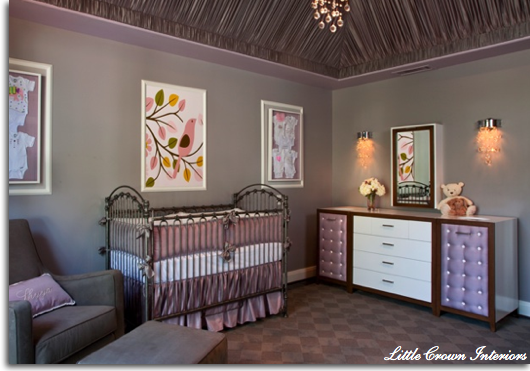 Comfy Baby Room Themes