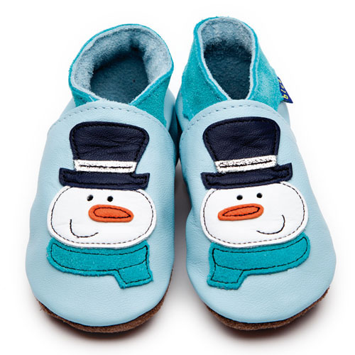 Snowman Baby Shoes Uk
