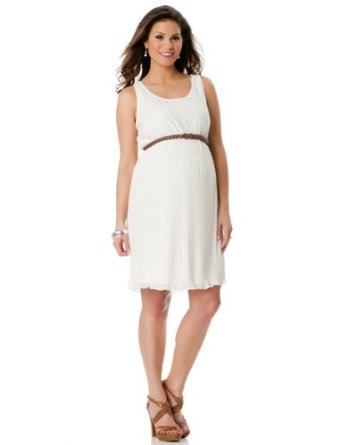 white baby shower dresses 2015