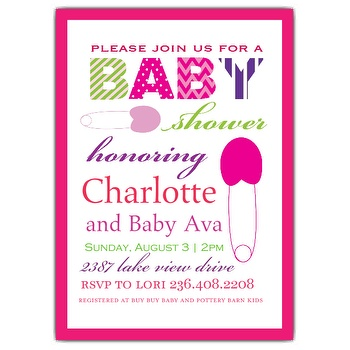 Good Baby Shower Invitations Wording
